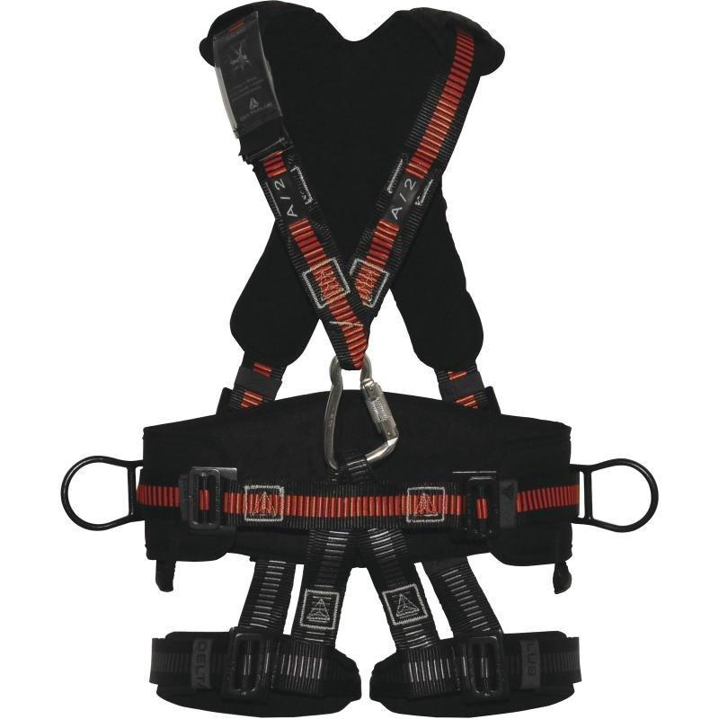 GALAGO szelki bezpieczeństwa z pasami udowymi do pracy w podwieszeniu